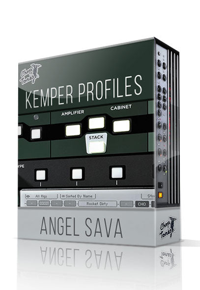 Angel Sava Kemper Profiles - ChopTones