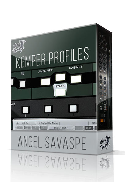 Angel SavaSpe Kemper Profiles - ChopTones