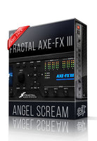 Angel Scream Amp Pack for AXE-FX III - ChopTones
