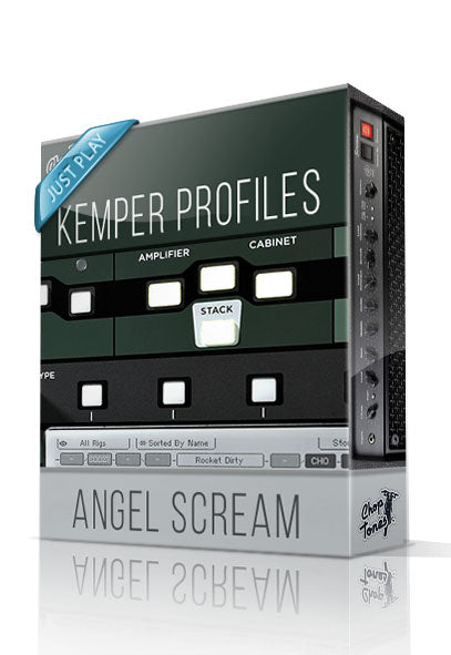 Angel Scream Just Play Kemper Profiles - ChopTones