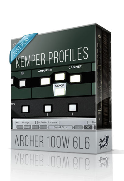 Archer 100W 6L6 Just Play Kemper Profiles - ChopTones
