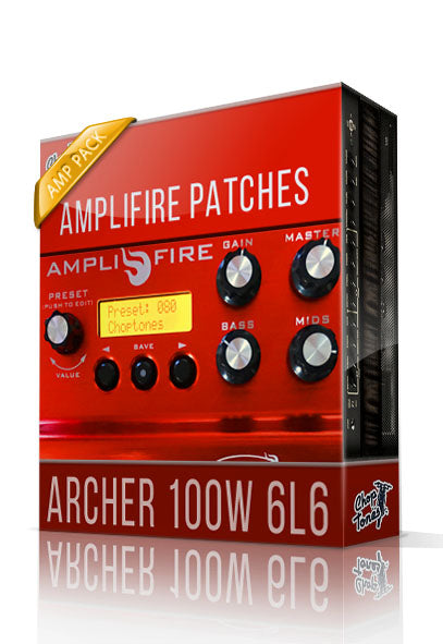 Archer 100W 6L6 Amp Pack for Atomic Amplifire - ChopTones