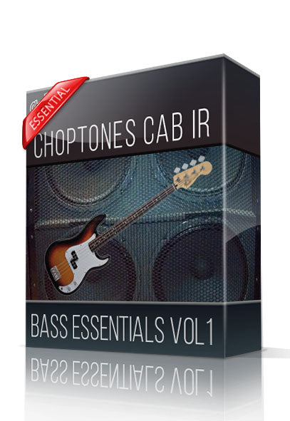 Bass Essentials vol1 Cabinet IR - ChopTones