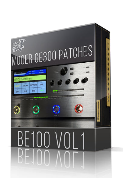 BE100 vol.1 for GE300