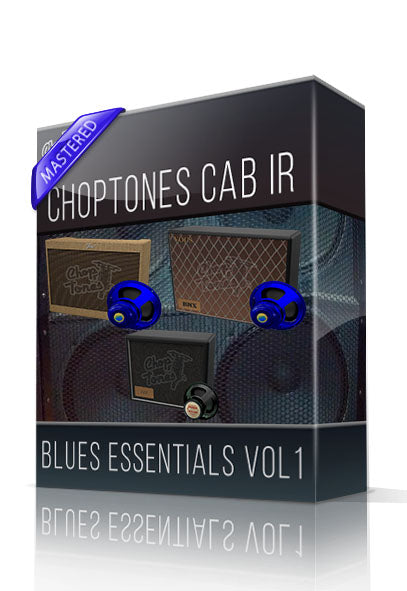 Blues Essentials vol1 Cabinet IR