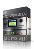 Blues Pack vol.1 for GE200 - ChopTones