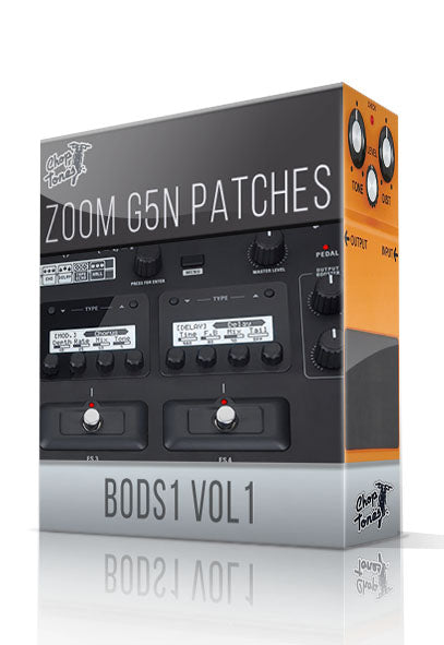 BoDS1 vol1 for G5n - ChopTones
