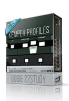 Bogie 22Study Just Play Kemper Profiles - ChopTones
