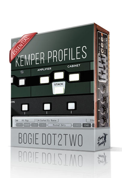 Bogie Dot2Two Essential Profiles - ChopTones
