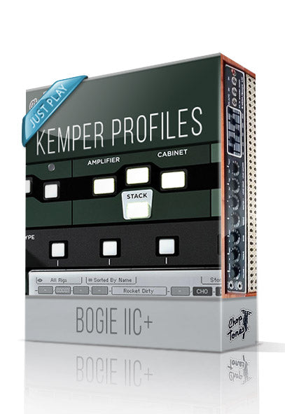 Bogie IIC+ Just Play Kemper Profiles - ChopTones