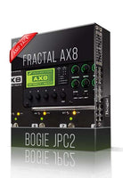 Bogie JPC2 Amp Pack for AX8 - ChopTones
