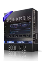 Bogie JPC2 Amp Pack for Line 6 Helix - ChopTones