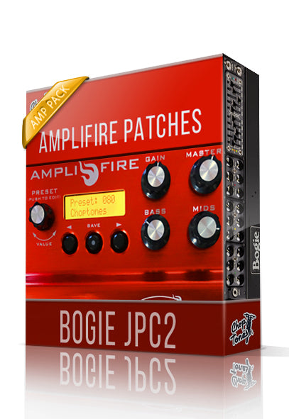 Bogie JPC2 Amp Pack for Atomic Amplifire - ChopTones