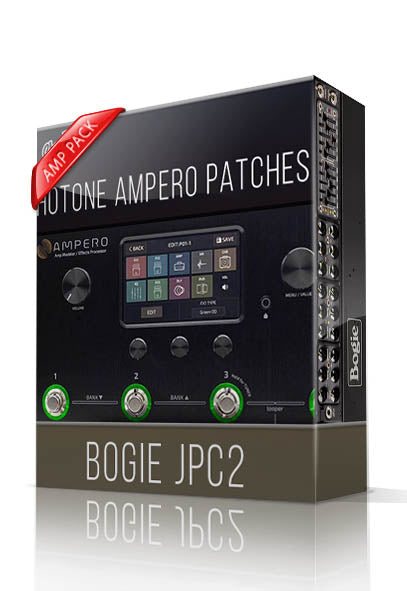 Bogie JPC2 Amp Pack for Hotone Ampero