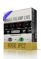 Bogie JPC2 vol.1 Direct Tone Capture for Mooer Preamp Live - ChopTones