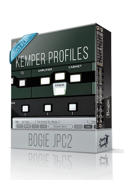 Bogie JPC2 Just Play Kemper Profiles - ChopTones
