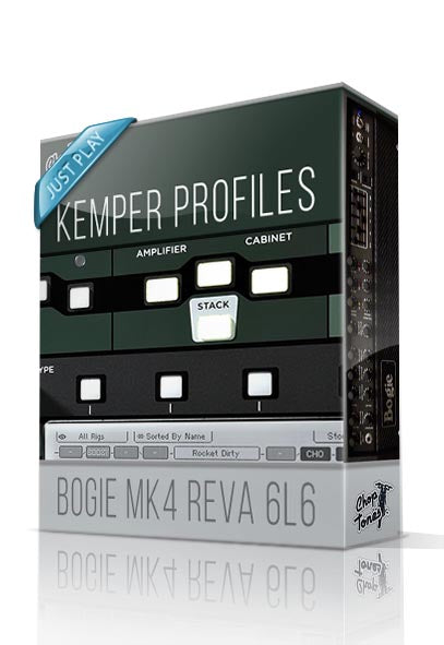 Bogie MK4 RevA 6L6 Just Play Kemper Profiles - ChopTones
