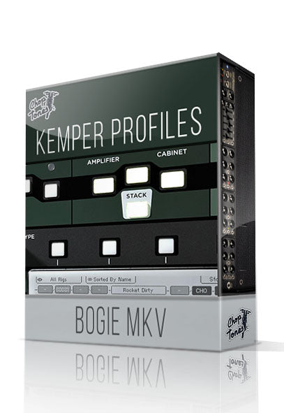 Bogie MKV vol.2 Kemper Profiles - ChopTones