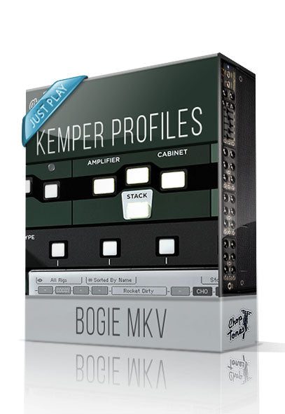 Bogie MKV Just Play Kemper Profiles - ChopTones