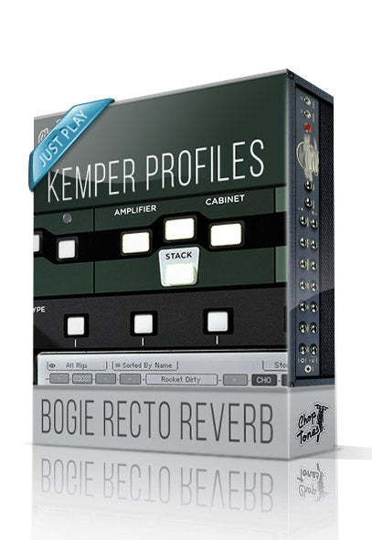 Bogie Recto Reverb Just Play Kemper Profiles - ChopTones
