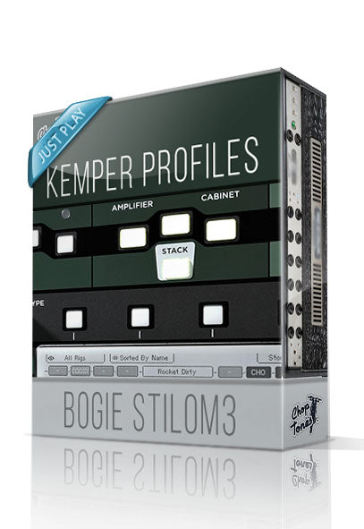 Bogie StiloM3 Just Play Kemper Profiles