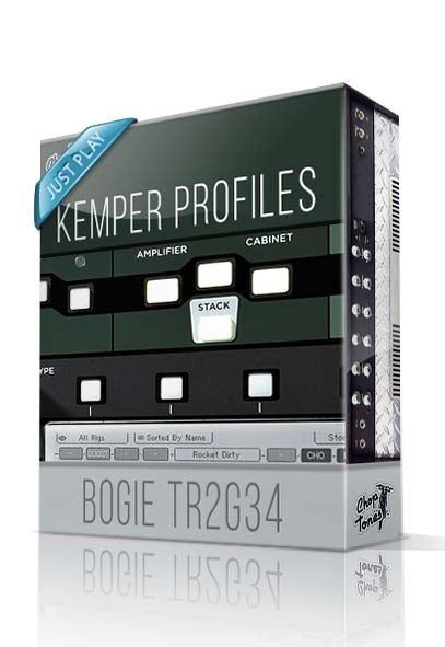 Bogie TR2G34 Just Play Kemper Profiles - ChopTones