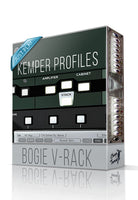 Bogie V-Rack Just Play Kemper Profiles - ChopTones