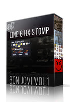 Bon Jovi vol1 for HX Stomp