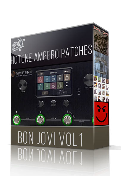 Bon Jovi vol1 for Hotone Ampero
