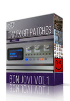 Bon Jovi vol1 for DNAfx GiT