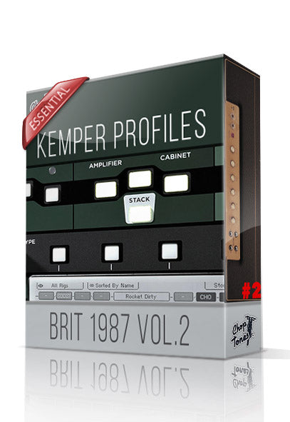 Brit 1987 vol.2 Essential Profiles - ChopTones