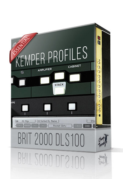 Brit 2000 DLS100 Essential Profiles - ChopTones