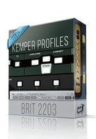 Brit 2203 Just Play Kemper Profiles - ChopTones