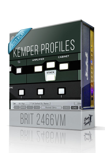 Brit 2466VM Just Play Kemper Profiles