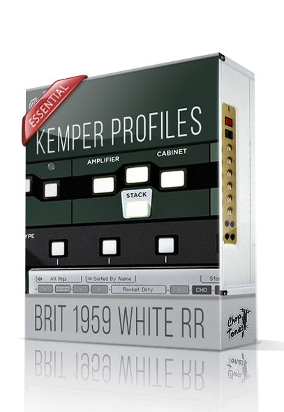 Brit 1959 White RR Essential Profiles - ChopTones
