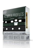 Brit 1959 White RR Kemper Profiles - ChopTones