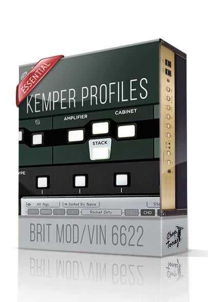 Brit Mod/Vin 6622 Essential Profiles - ChopTones