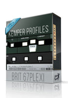 Brit 67Plexi Just Play Kemper Profiles - ChopTones