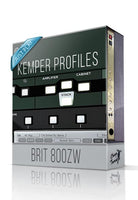 Brit 800ZW Just Play Kemper Profiles - ChopTones