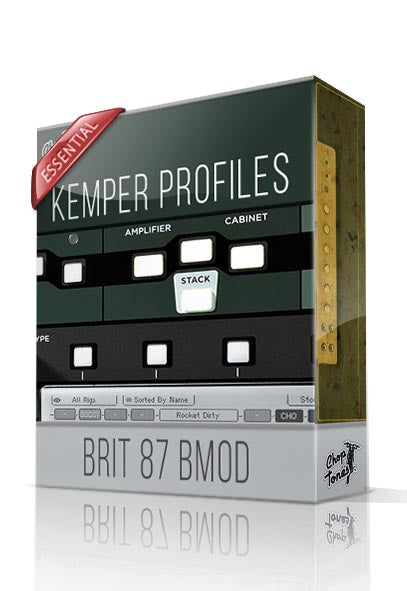 Brit 87BMod Essential Profiles - ChopTones