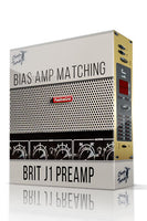 Brit J1 Preamp Bias Amp Matching Pack - ChopTones