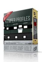 Brit J1 Preamp vol2 Essential Profiles - ChopTones