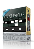 Brit J1 Preamp vol2 Just Play Kemper Profiles - ChopTones