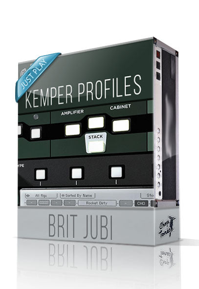 Brit Jubi Just Play Kemper Profiles - ChopTones