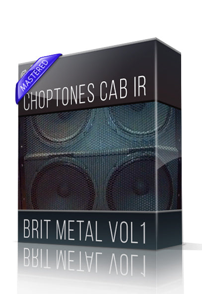 Brit Metal vol.1 Cabinet IR