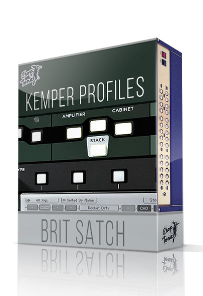 Brit Satch Kemper Profiles - ChopTones