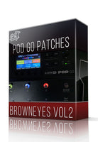 Browneyes Vol.2 for POD Go