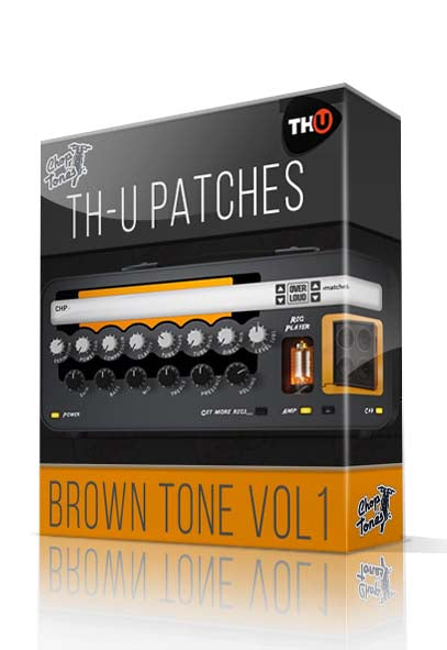 Brown Tone vol.1 for Overloud TH-U
