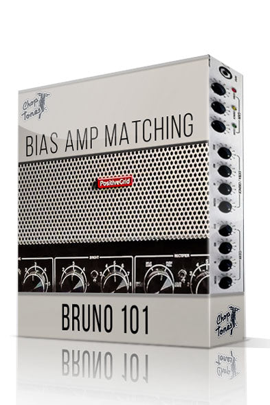 Bruno 101 Preamp Bias Amp Matching Pack - ChopTones