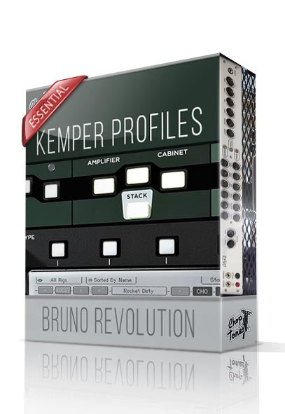 Bruno Revolution Essential Profiles - ChopTones